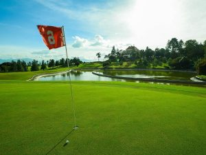 5D4N Bali Golf + Kintamani Tanjung Benoa Tour Package