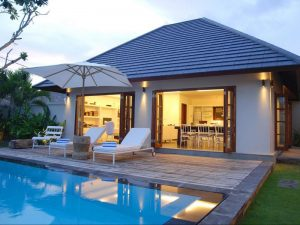 3D2N Bali Honeymoon Villa +Rafting Tour Package