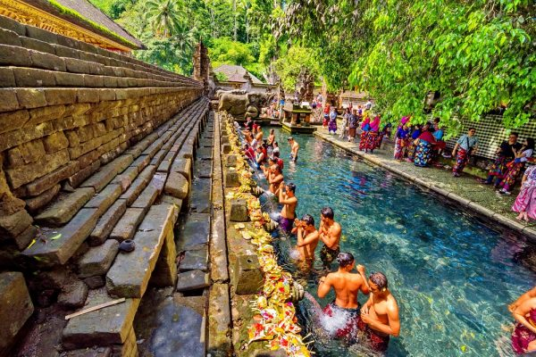 3D2N Bali Honeymoon Garden Villa Ubud + Kintamani Tour Package