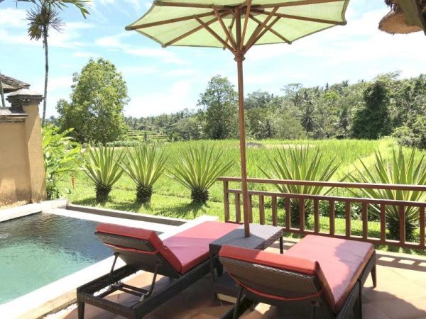 3D2N Bali Honeymoon Package @Villa Semana Ubud