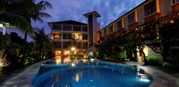 5D4N Bali Amazing Package @Best Western Resort, Kuta