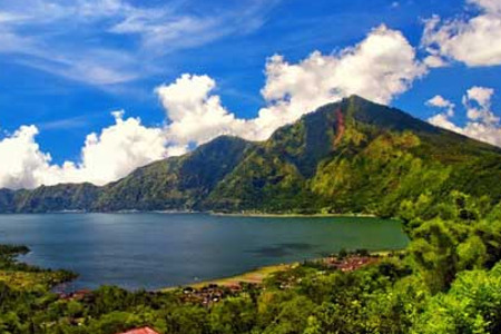 4D3N Bali Honeymoon Volcano Tour + Jimbaran Sunset Tour
