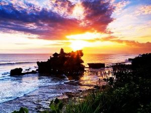 4D3N Ocean Adventure + Tanah Lot Sunset Tour Package