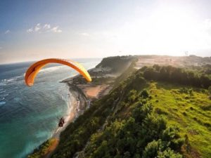 4D3N Bali Island Adrenalin Adventure Paragliding Tour Package